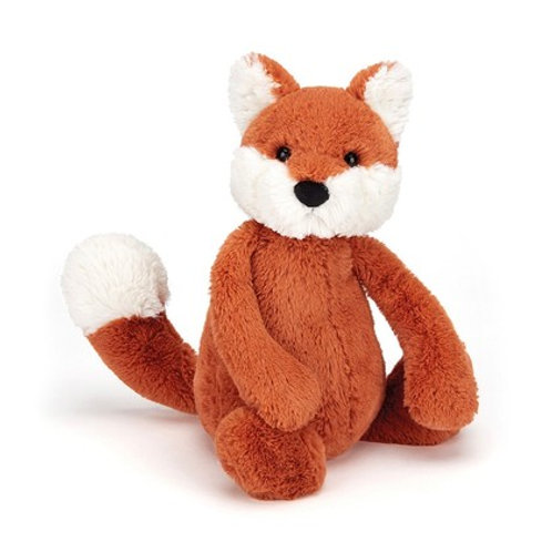 Bashful Fox Small 7""