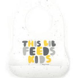 This Bib Feeds Kids Wonder Bib Assorted Colors