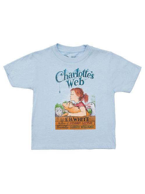 Kids 2Y Charlotte's Web T-shirt