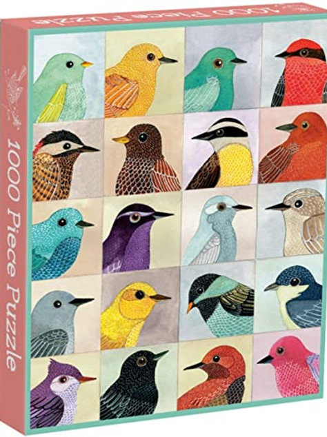 1000 Piece Avian Friends Puzzle