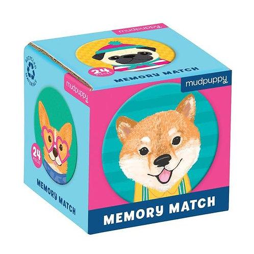 Pet Portraits Memory Match Game