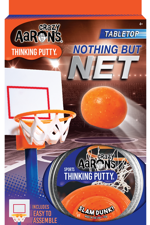 Slam Dunk Putty & Game