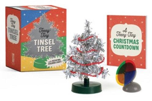 Teeny Tiny Tinsel Tree Mini Kit