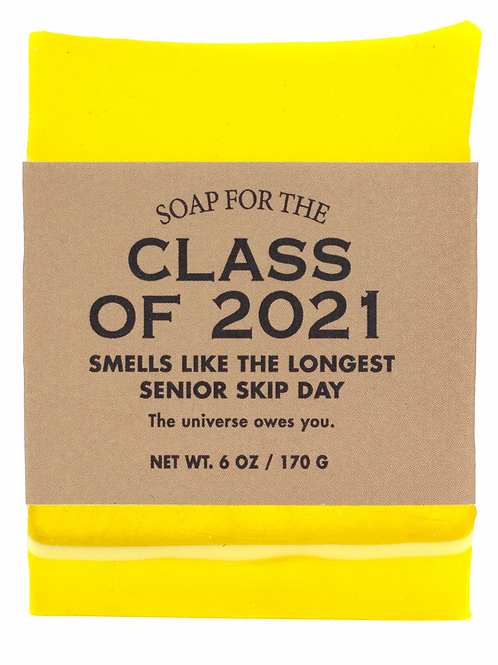 Soap for Class of 2021