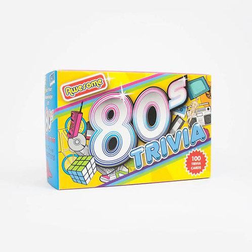 Awesome 80's Trivia