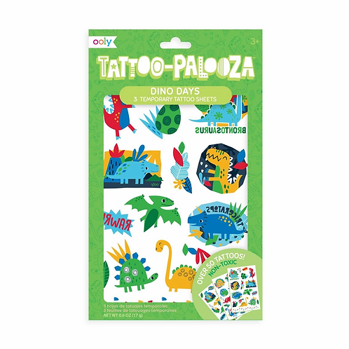 Dino Days Tattoo-Palooza