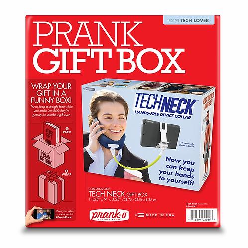 Tech Neck Prank Box