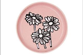 Pink Daisy Cuppa Trinket Dish