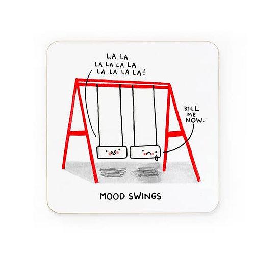 Mood Swings Coaster