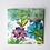 Thumbnail: Cactus Flower Flying Wish Paper