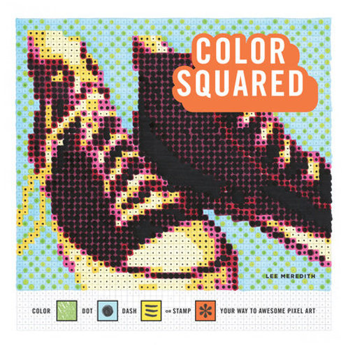 Colors Squared Coloring Book