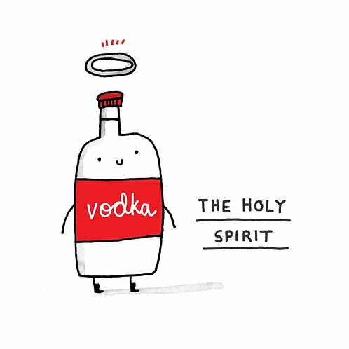 Holy Spirit Coaster
