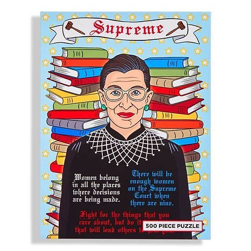 RBG Supreme Puzzle 500 Pieces