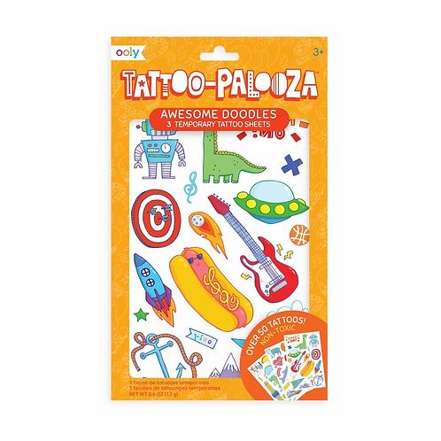 Awesome Doodles Tattoo-Palooza