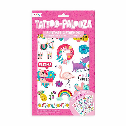 Funtastic Friends Tattoo-Palooza