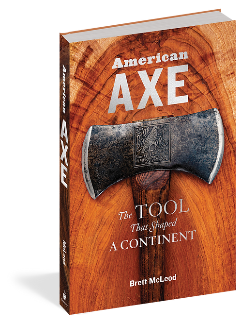 American Axe Hardcover Book