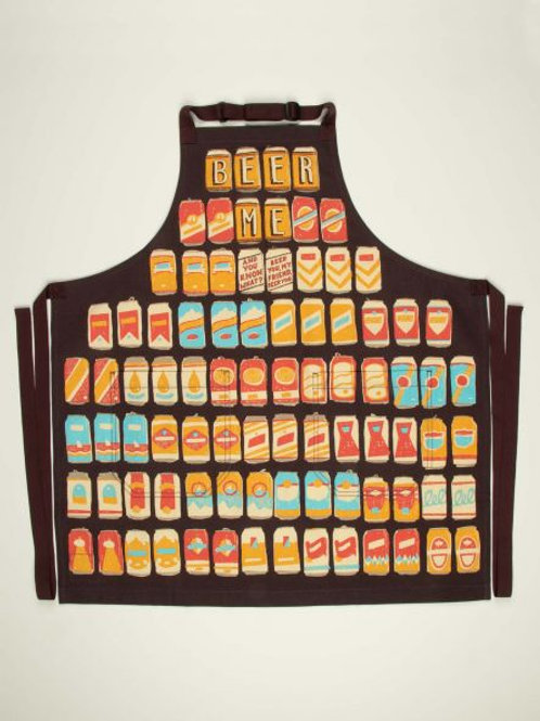 Beer Me And Beer You My Friend Apron