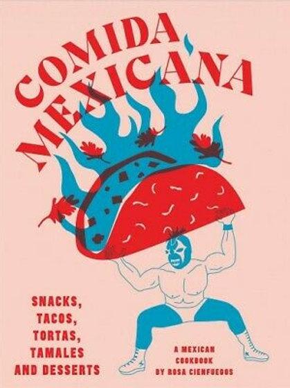 Comida Mexicana Hardcover Book