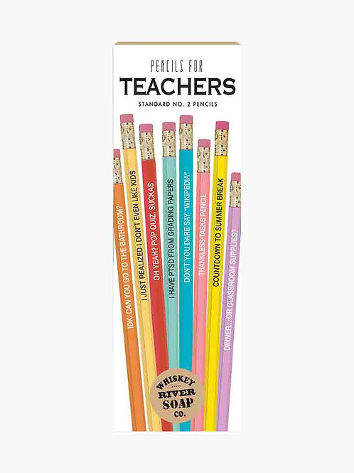 Pencils for Teachers