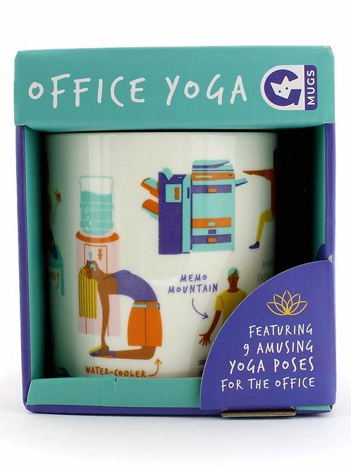 The Office Yoga Mug