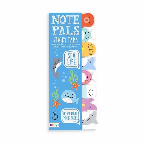 Sea Life Note Pals