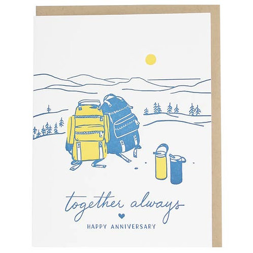 Together Always Greeting Card