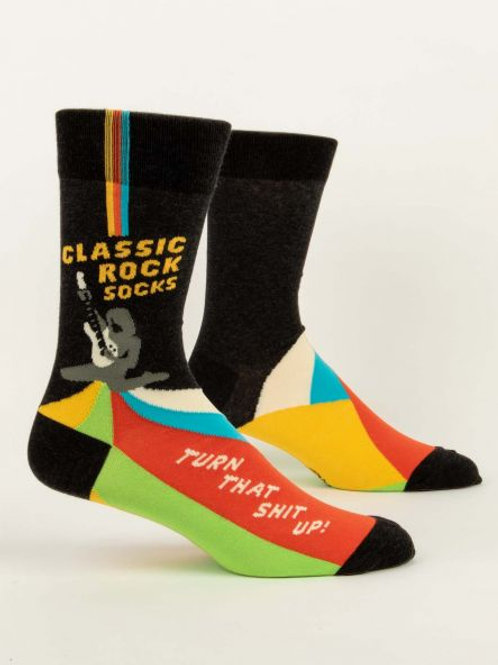 Classic Rock Men's Sock
