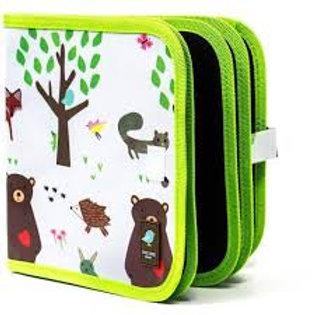 Forest Doodle It & Go Erasable Book