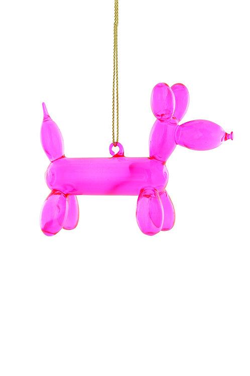 Balloon Dog Ornaments
