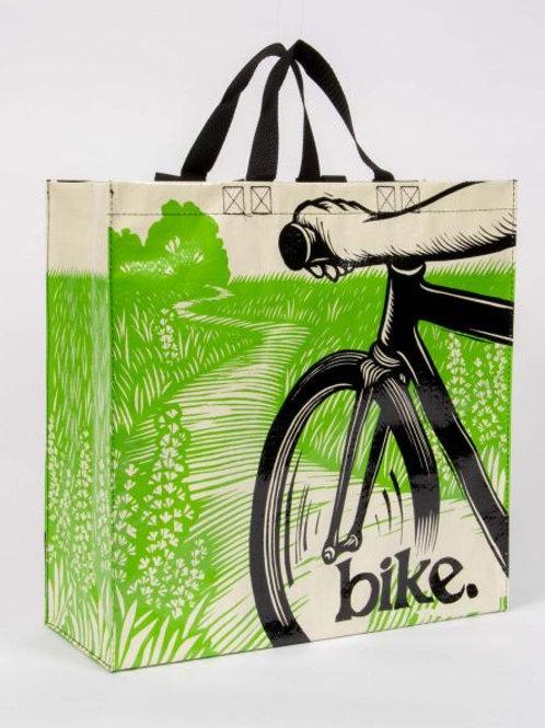 Bike Recycled Shopper