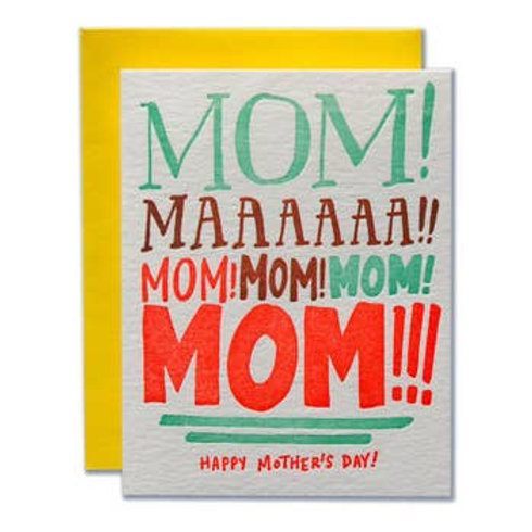 Yelling Mom