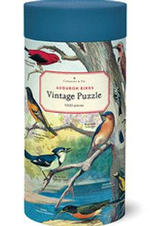 1000 Piece Vintage Audubon Puzzle