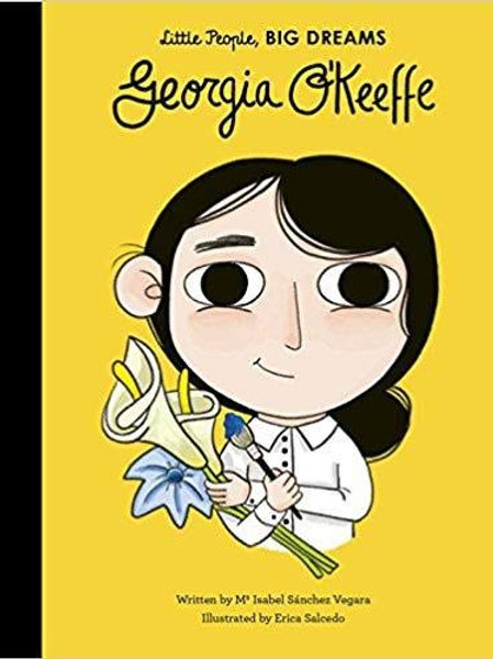 Little People Big Dreams Georgia O'Keefe