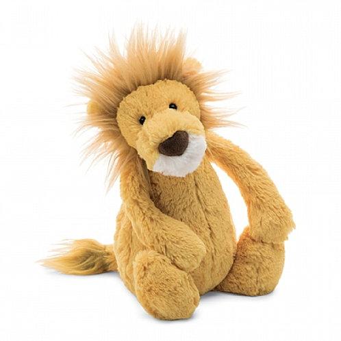 """Bashful Lion Small 7"""""""
