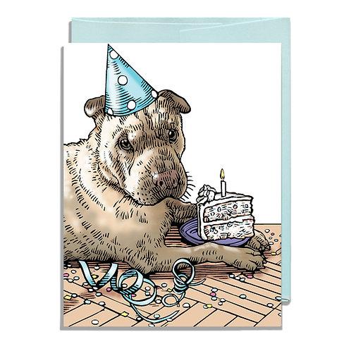 Stanley Birthday Card