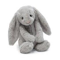 "Bashful Oatmeal Bunny Small 7"""