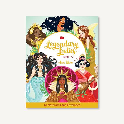 Legendary Ladies Notecards