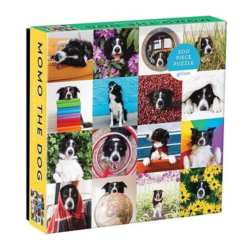 500 Piece MoMo The Dog Puzzle