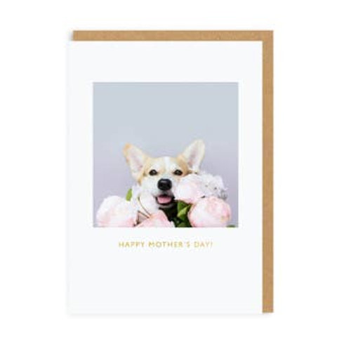 Happy Mother's Day Gold Foil Greeting Card