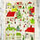 Thumbnail: It's Christmas Vintage Tea Towel