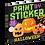 Thumbnail: Paint By Sticker Kids Halloween