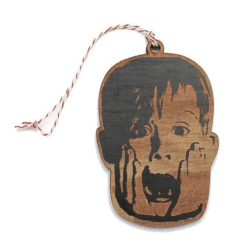 Holiday Movie Wooden Ornaments