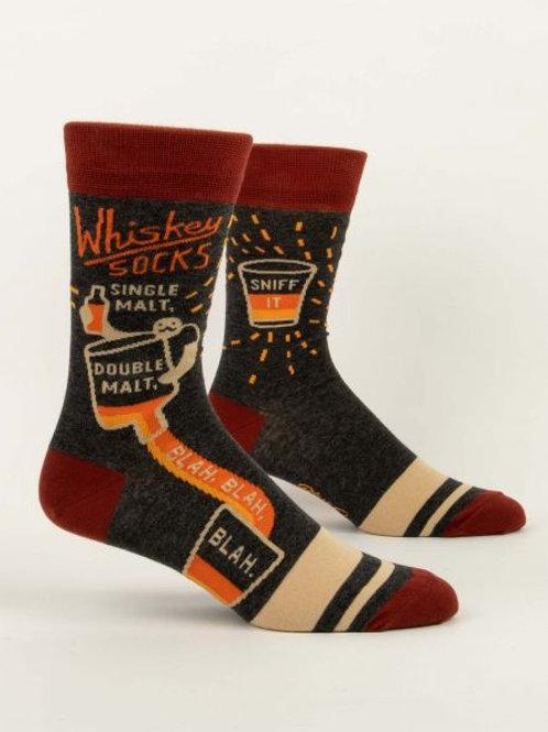 Whiskey Men's Sock