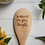 Thumbnail: Penne for Your Thoughts Wooden Spoon