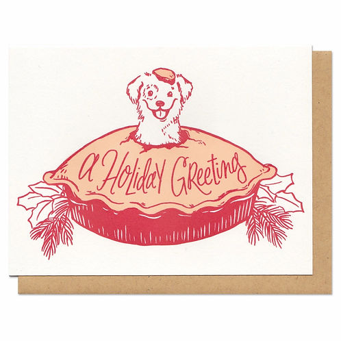 A Holiday Greeting Boxed Cards