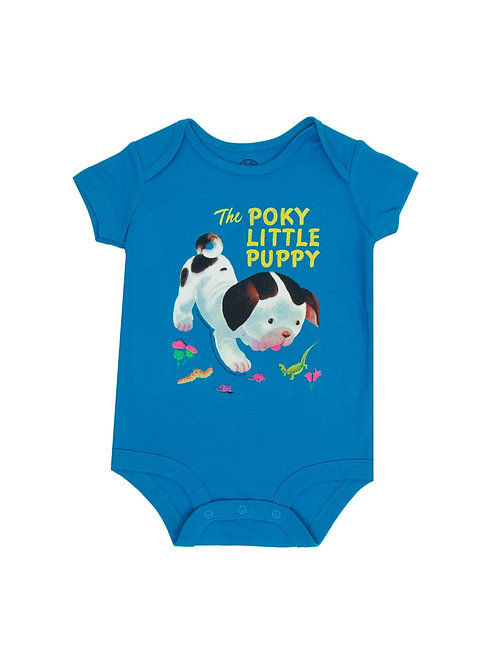 12M The Poky Little Puppy Onesie