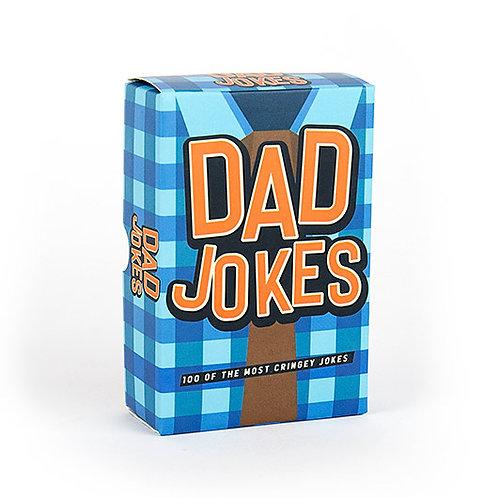 Dad Jokes Cards