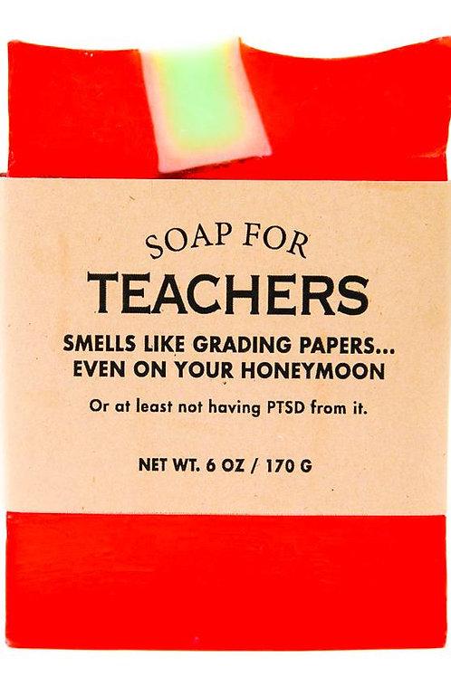 Soap for Teachers