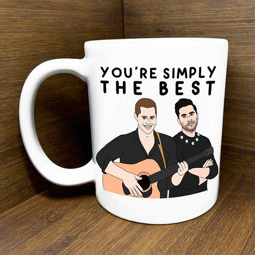 You're Simply the Best Mug