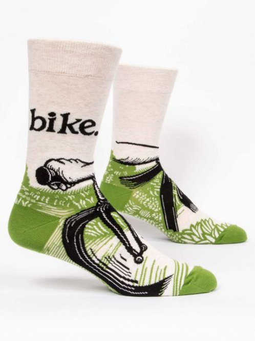 Men's Bike Crew Sock